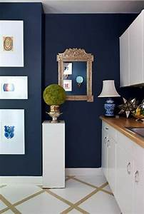 la decoration marine en 50 photos inspirantes With kitchen colors with white cabinets with washington dc wall art