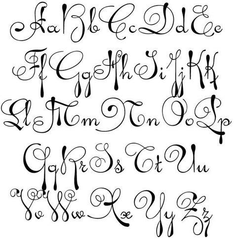 Letras Para Tatuajes De Nombres Cuerpo Y Arte Plantilla Pinterest