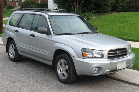 how cars work for dummies 2003 subaru forester parking system 2003 subaru forester overview cargurus