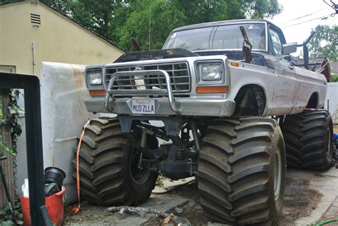 monster trucks trucks for 1976 ford f 250 for sale