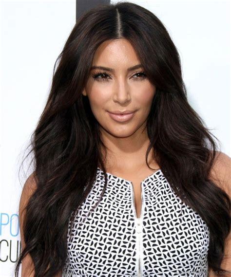 elegant hairstyles  kim kardashian