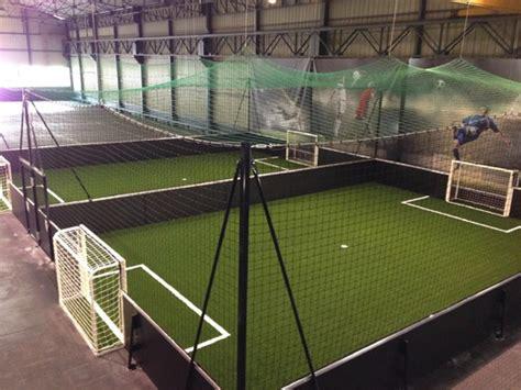 le club moving de corbeil essonnes ouvre une salle de foot indoor
