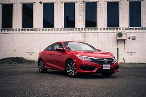 Review  2016 Honda Civic Coupe Lx