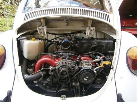 subaru boxer engine in vw beetle 90 best images about kaefer motor subaru on pinterest