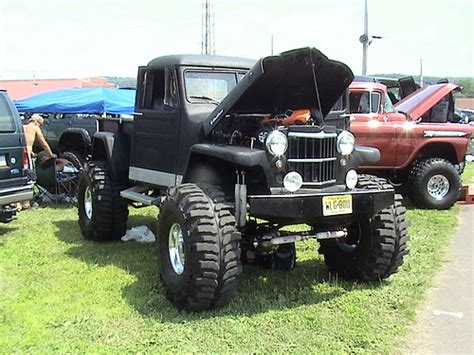 willys jeep truck lifted willys pickup truck trucks and cars pinterest trucks