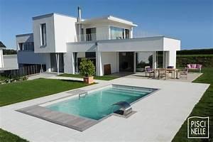 Maison En Kit Pas Cher 30 000 Euro : piscine design tendance d couvrez l univers esth tique piscinelle ~ Dode.kayakingforconservation.com Idées de Décoration