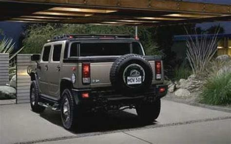 hummer  sut  drive road test review