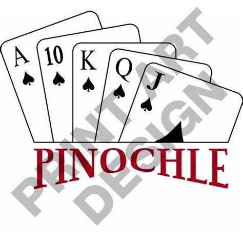 cards clipart pinochle cards pinochle transparent