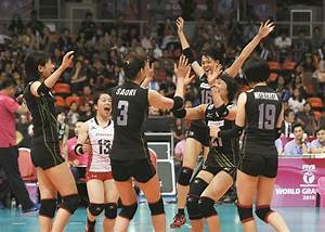 Japan - Keeping volleyball tradition alive