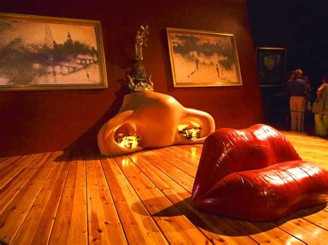 Mae West Sofa Salvador Dali 1937 by Dali S Fascination With Mae West Illusions Salvador And