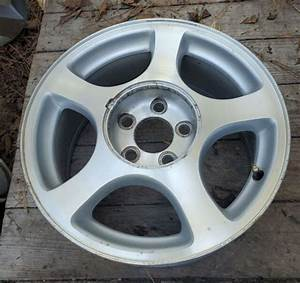 """2000-2004 Ford Mustang OEM Wheel 16x7.5 """" Rim Machined for sale online 