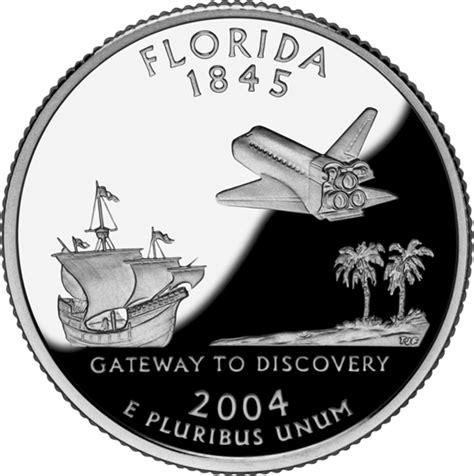 florida state quarter statescom