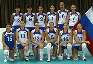 FIVB World Championships 2006 / Russia - women / Team Rosters