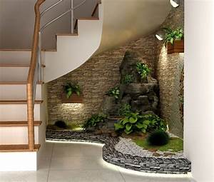 if you have an empty space under the stairs in your home With interior design ideas space under stairs