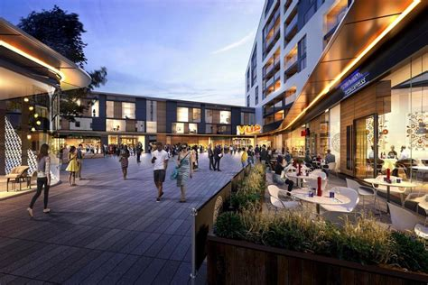 Bromley's new mixed-use development with fast links to ...