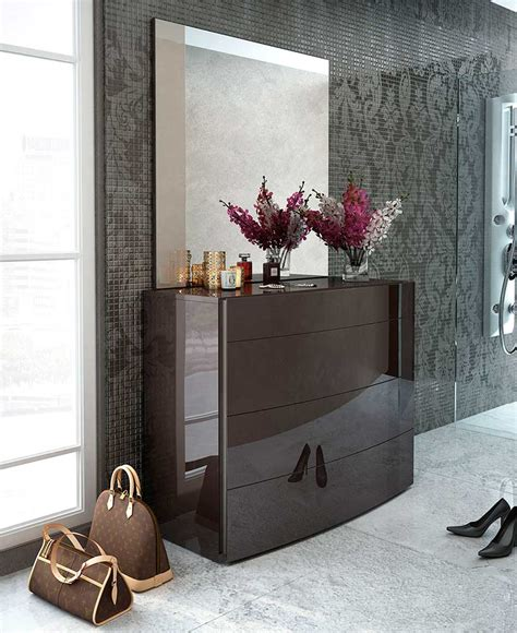 high gloss lacquer bedroom furniture high gloss lacquer bed ef madrid modern bedroom furniture