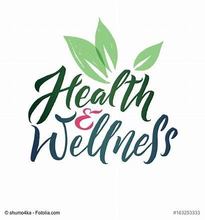 Wellness Health Fair Lettering Leaf Womens Siny