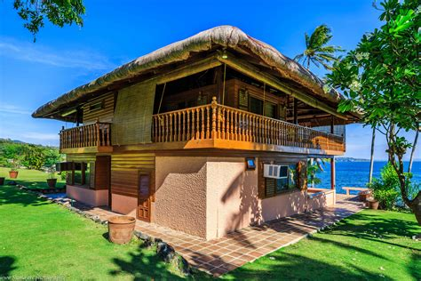The Rest House At Tali Beach  Right Side Angle