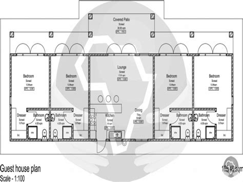 home plans with guest house back yard guest house guest house plans for best house