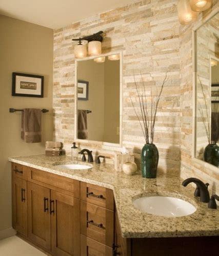 stacked stone backsplash ideas pictures remodel  decor