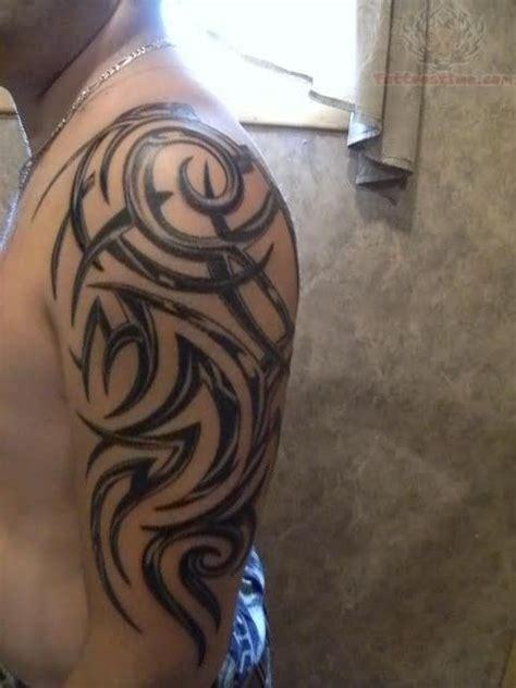sleeve grey half tribal 28 tribal half sleeve tattoos