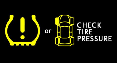 low tire pressure light dashboard warning light you can t ignore