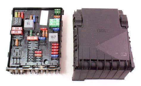 engine bay fuse relay panel block 05 10 vw gti jetta mk5 2 0t 1k0 937 124 p carparts4sale