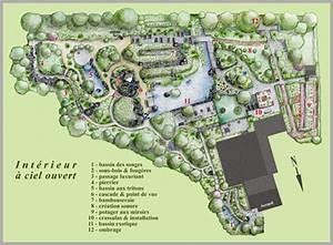 Plan de masse interieur a ciel ouvert for Delightful creation bassin de jardin 12 plan de masse interieur a ciel ouvert