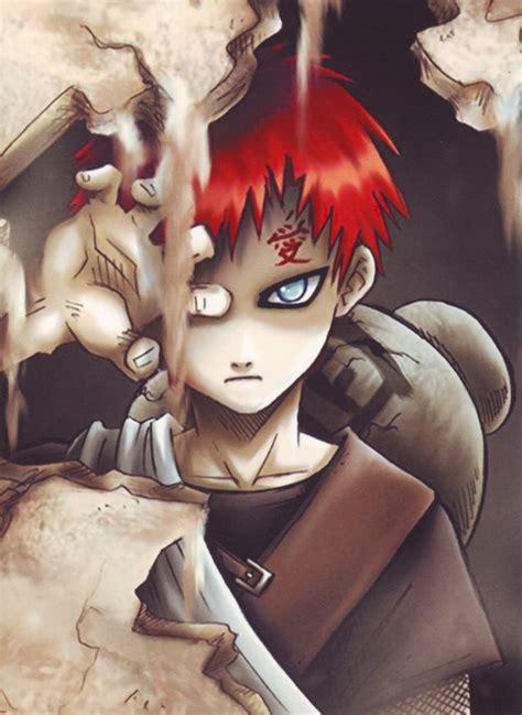 gaara ultimate defense anime images