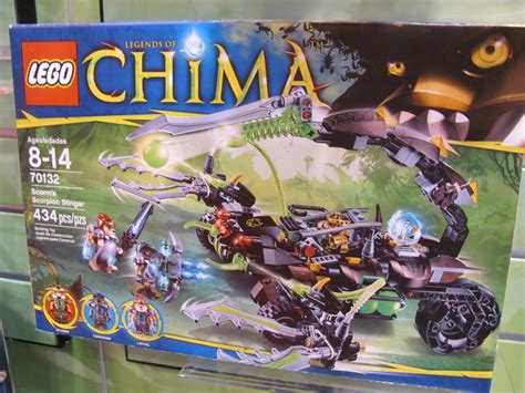 Lego Legends Of Chima Scorms Scorpion Stinger By Purple Pawn