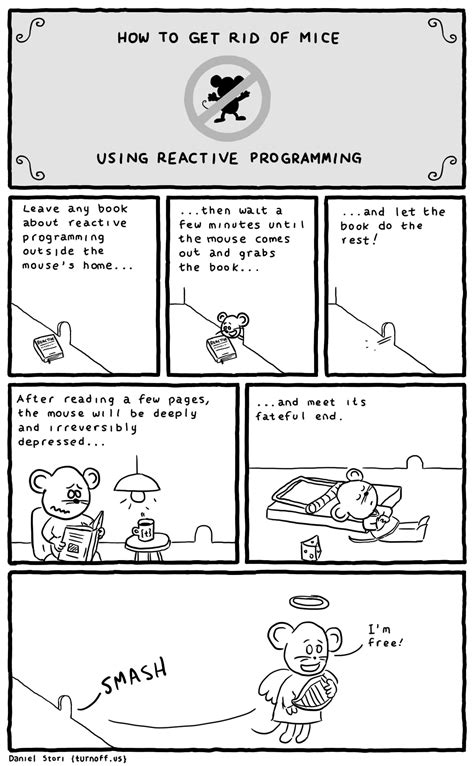 Reactive and Boring