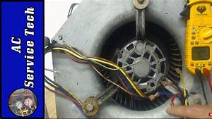 240 Volt Psc Blower Motor Fan Speeds- Wire Colors  Speed Selection Without Wiring Diagram
