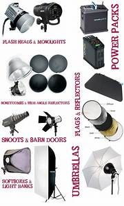 Professional Studio Photography Lighting  Photography