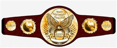 Wrestling Belt Championship Belts Wwe Clipart Boxing