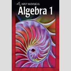 Holt Algebra 1 Are You Ready? Intervention And Enrichment With Answers  9780030779039 Hmh
