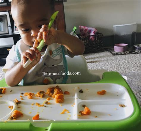 Baby Led Weaning How It Works For Us How It Can Work