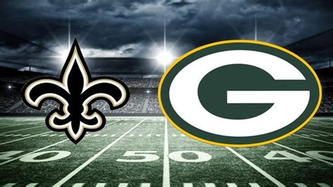 orleans saints  green bay packers preview