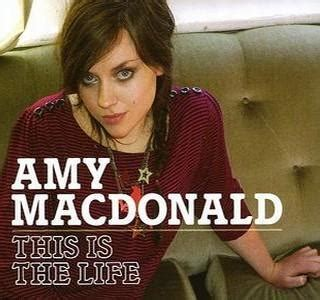 Amy Macdonald  This Is The Life Traduzione In Italiano