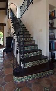 Fliesen Spanischer Stil : tiles stairs floors to remember pinterest spanischer stil treppen und fliesen ~ Sanjose-hotels-ca.com Haus und Dekorationen
