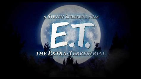 E.t. The Extra-terrestrial Blu-ray Trailer -- Own It