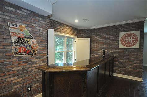 custom wet bar  liquor cabinet taber residential
