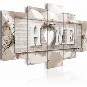 Wandbilder Wall Art : wandbilder xxl wohnzimmer home herz abstraktes leinwand bilder 3d m c 0251 b n ebay ~ Markanthonyermac.com Haus und Dekorationen