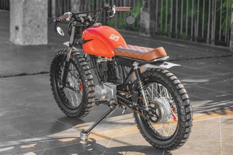 honda tmx  brat tracker  revolt cycles bikebound