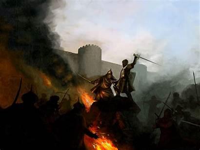 Crusader Medieval Kings Fantasy Knight Rpg Fighting