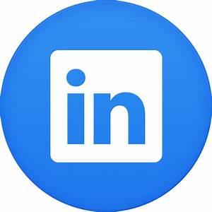 Linkedin Icon | Circle Iconset | Martz90