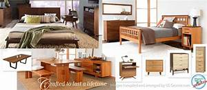 Vermont Woods Studios Quality Wood Furniture US Groove