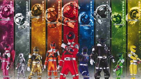 the new japanese power rangers series sounds delightfully