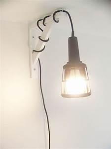 Suspension Industrielle Ikea : tutoriel diy applique murale de style industriel ~ Teatrodelosmanantiales.com Idées de Décoration