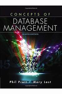 Solutions Manual For Concepts Of Database Management 8th