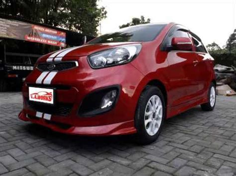 Modifikasi Kia by Kia Picanto Modifikasi